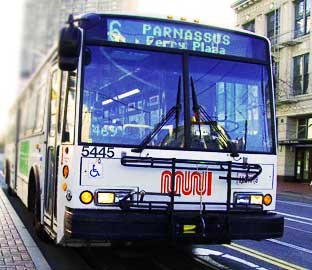 Recycled Restaurant Cooking Oil Powers San Francisco Buses Reduces Pollution